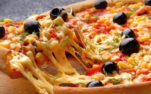 البيتزا وأهميتها للقضاء علي الخلايا السرطانية