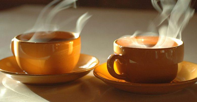 المشروبات الساخنة والاضرار الناتجة عن تناولها