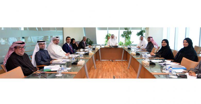 أول اجتماع بين أعضاء مجلس إدارة بنك الأسرة