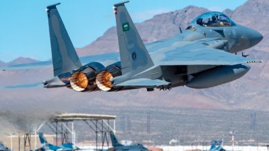 إنشاء مركز حرب جوي على سواحل الخليج العربي