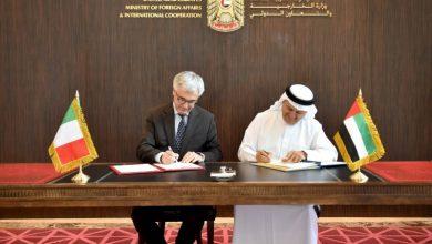 Photo of تعزيز التعاون بين الإمارات و إيطاليا في الاتفاقيات القضائية