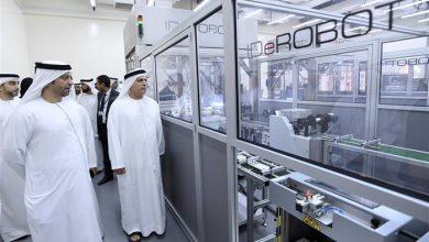 افتتح الطاير أول مصنع في العالم يستخدم الروبوت