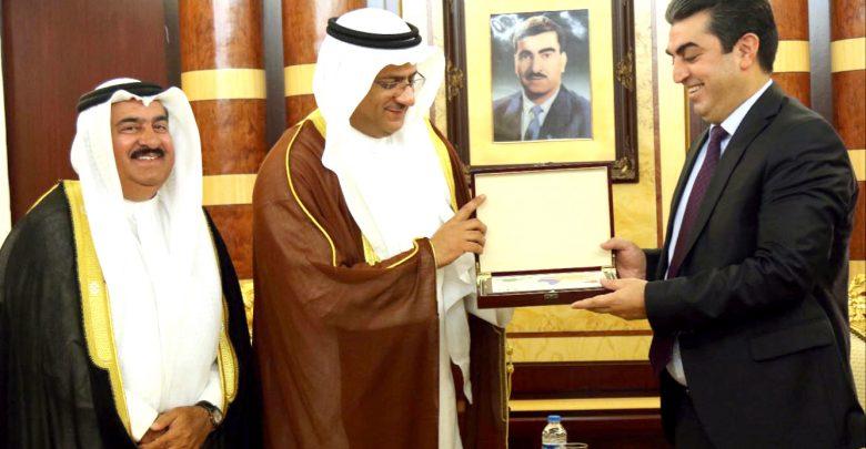 القنصل الكويتي
