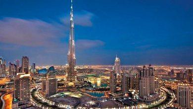 برج خليفة في إطلاله جديدة