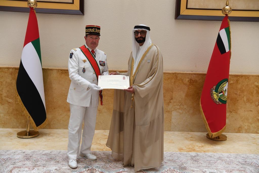 وسام الإمارات العسكري