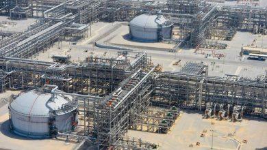 أرامكو ومشروع الغاز الطبيعي