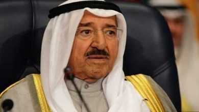 Photo of أشد التعازي إلى أمير دولة الكويت لوفاة والدته