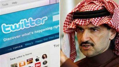 Photo of الوليد بن طلال المسئول الثاني عن سياسات تويتر