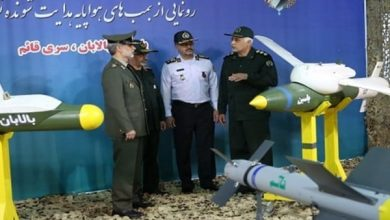 Photo of إيران مستعدة للحرب وكشفت عن ثلاث صواريخ جديدة
