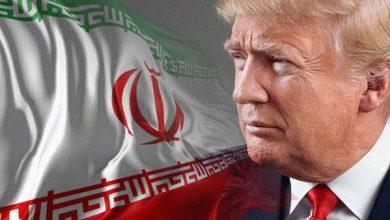 العقوبات الأمريكية ضد إيران