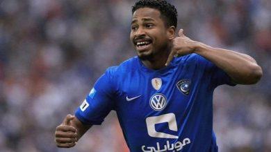 Photo of ناصر الشمراني لاعب كرة القدم السعودي وهداف دوري المحترفين
