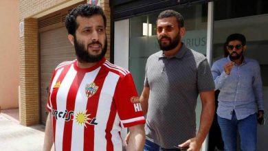 Photo of تركي ال الشيخ يوقع مع أرفين أبياه الجناح الأيمن رقم 12 نادي ألميريا الإسباني