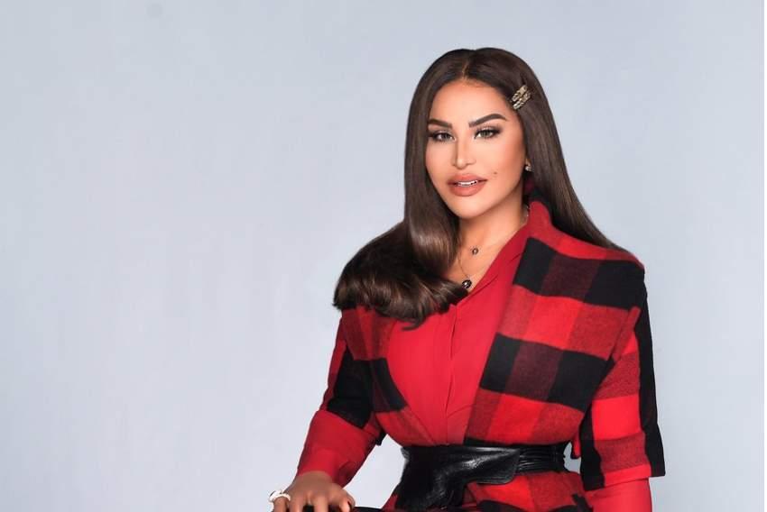 الفنانة أحلام الإماراتية