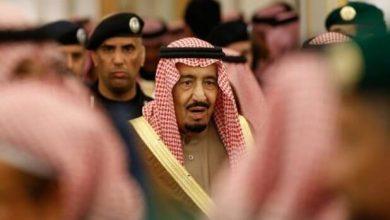Photo of مجموعة صور تجمع عبدالعزيز الفغم بالملك سلمان