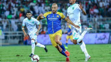 Photo of مباراة الأهلي والنصر اللقاء المثير في استوديوهات التحليل والمدرجات