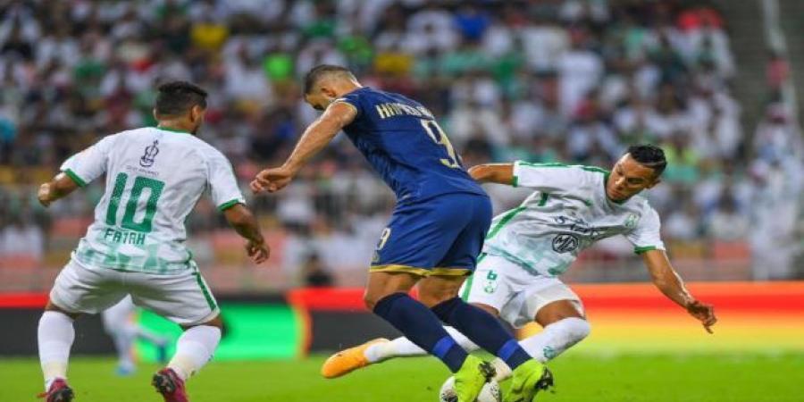 مباراة الأهلي والنصر
