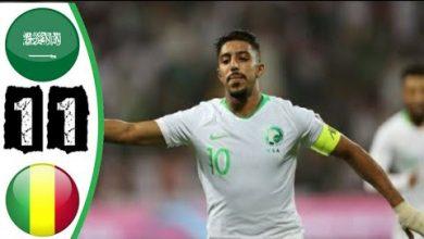 Photo of مباراة السعودية ومالي ملخص المباراة الودية وتعادل الخضر