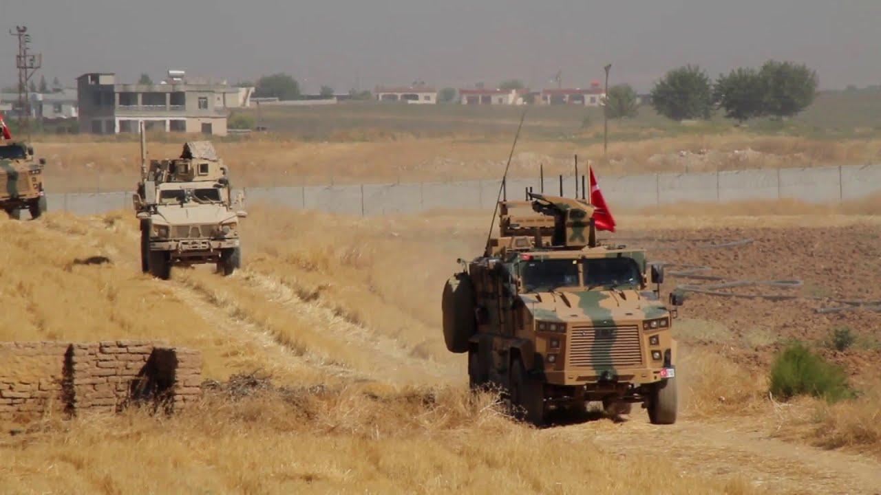 الهجوم التركي على شمال سوريا