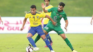 Photo of شباب الأهلي يسقط خلال مشواره في كأس الخليج العربي