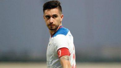 Photo of إيجور كورونادو لاعب الشارقة الإماراتي هداف الدوري