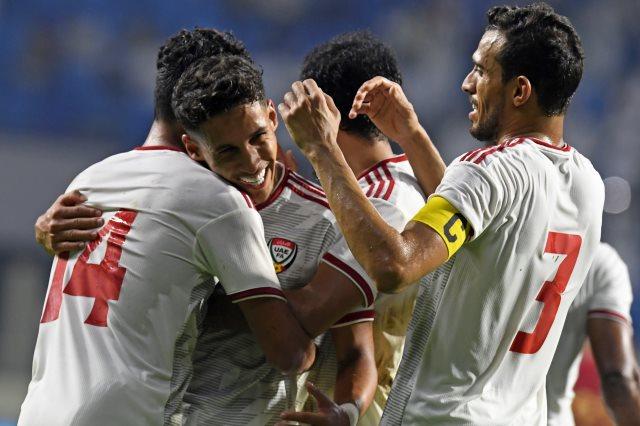 الإمارات ضد بنما
