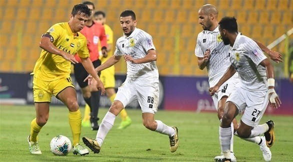 الاتحاد السعودي ضد الوصل الإماراتي