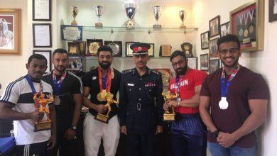 Photo of العقيد الخياط الفوز بدورة الألعاب الرياضية لشرطة البحرين إنجاز وطني كبير