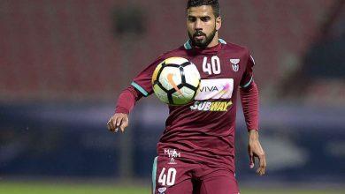 Photo of سيد ضياء سيد سعيد لاعب نادي النصر ومنتخب البحرين