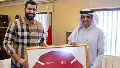 Photo of إنجازات الشباب البحريني تقابل بالتكريم من قبل الوزير .. علم المملكة خفاق
