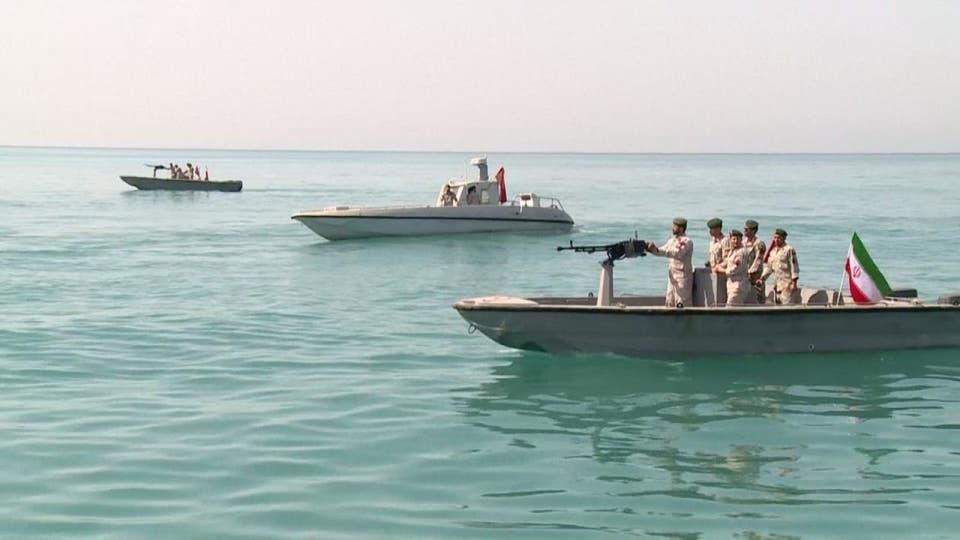 إيران تحتجز ناقلة نفط