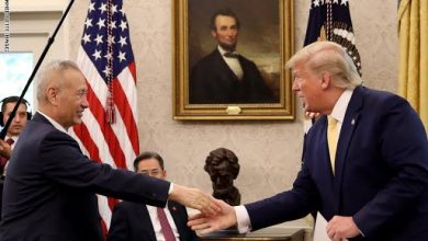 Photo of أميركا والصين تعلنان التوصل إلى اتفاق تجاري