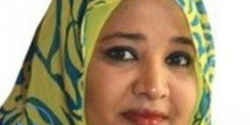 اعتقال زوجة رئيس السودان