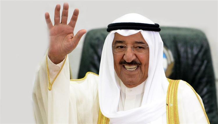 الشيخ صباح الأحمد الجابر