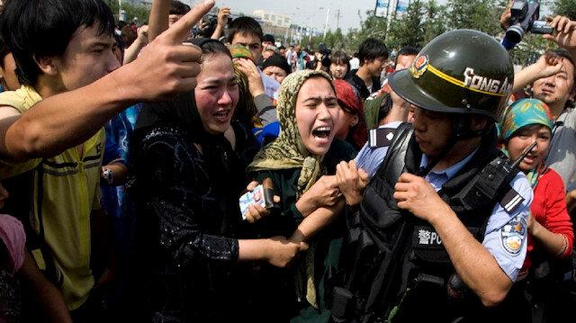 الصين بلد ارهابي