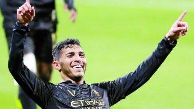 Photo of سلطان الغنام لاعب نادي النصر والمنتخب السعودي