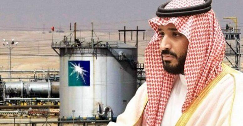 سهم شركة أرامكو السعودية