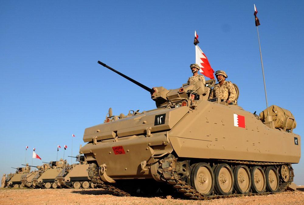 قوة الدفاع البحريني