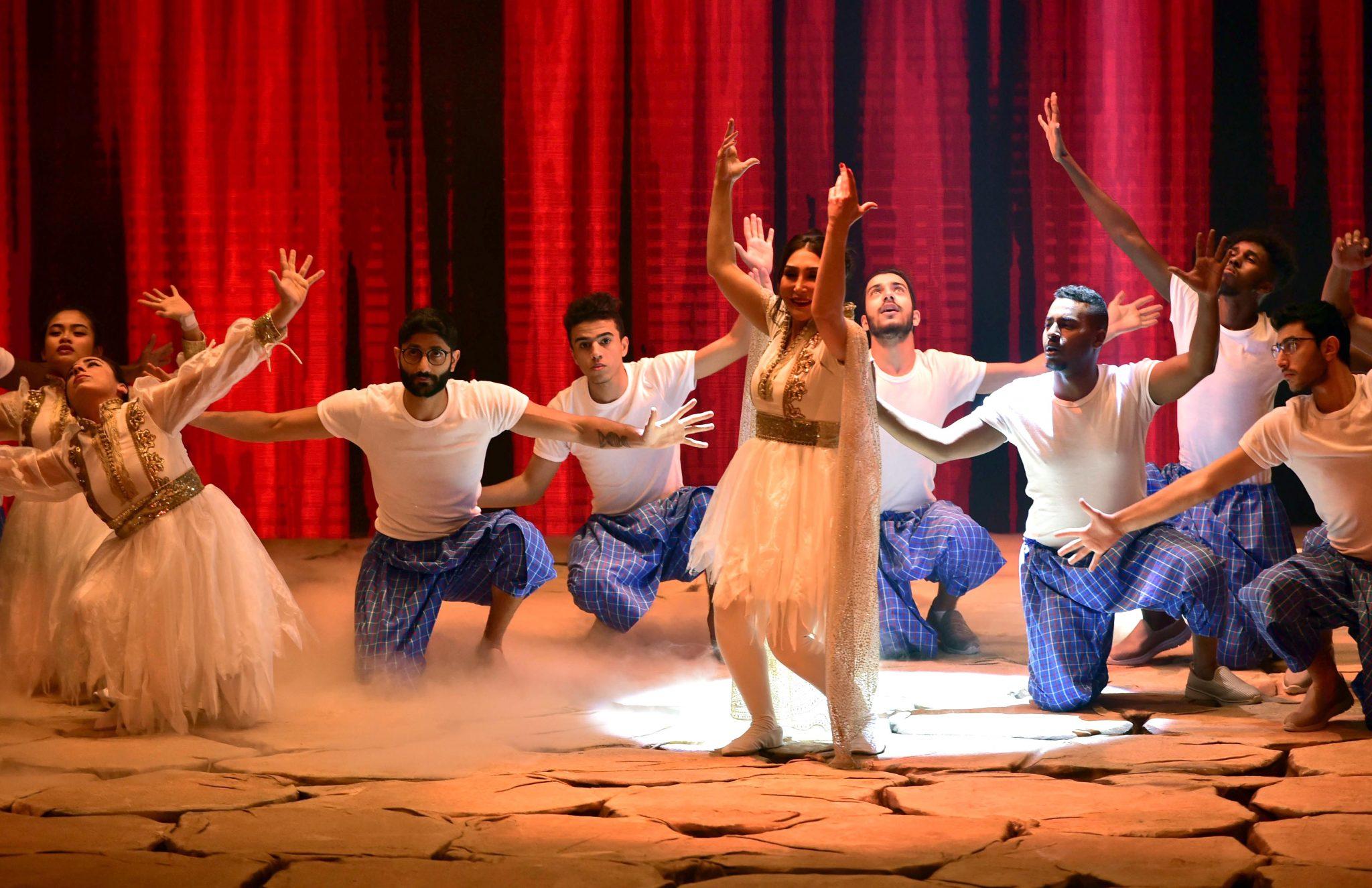 مهرجان المسرح الكويتي