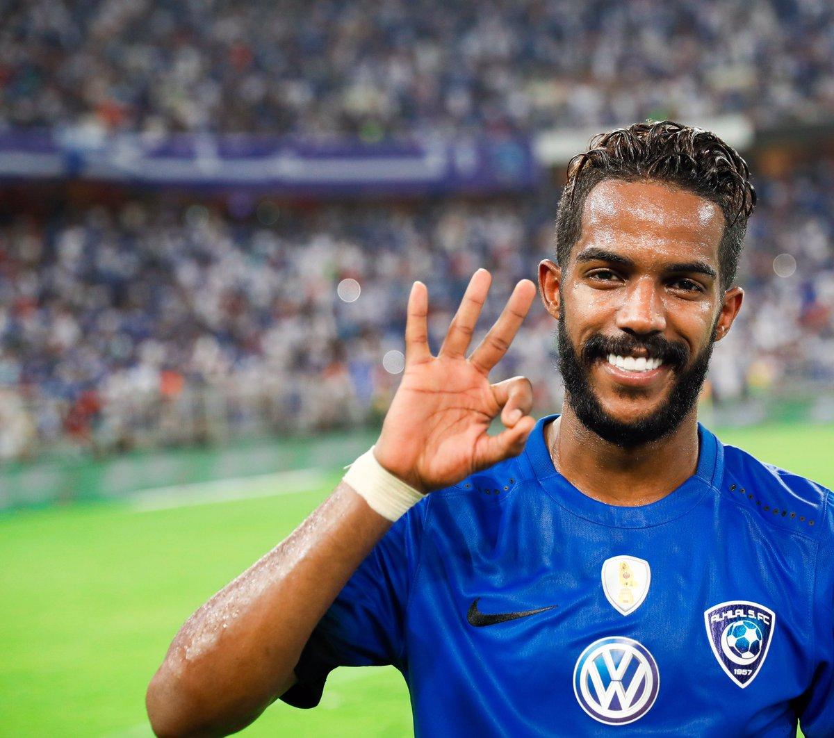 نواف العابد لاعب الهلال والمنتخب السعودي صاحب القميص رقم 10 الخليج لايف Alkhaleej Live