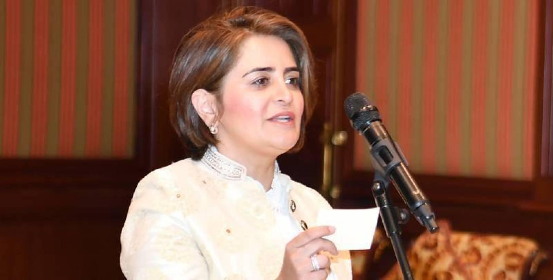 وزيرة كويتية