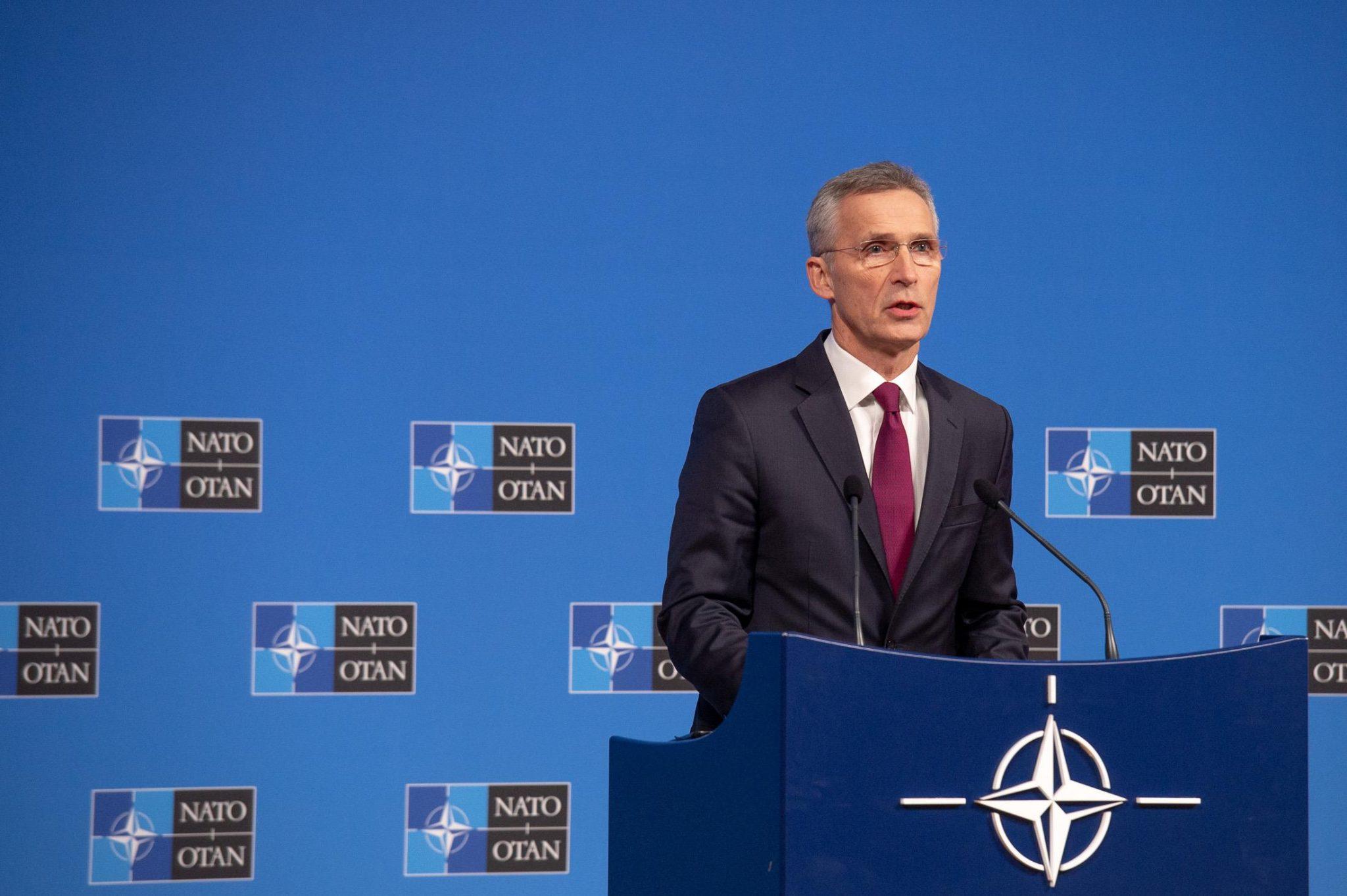 وفد الناتو يزور الكويت