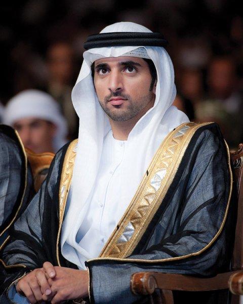 ولي عهد دبي الشيخ حمدان