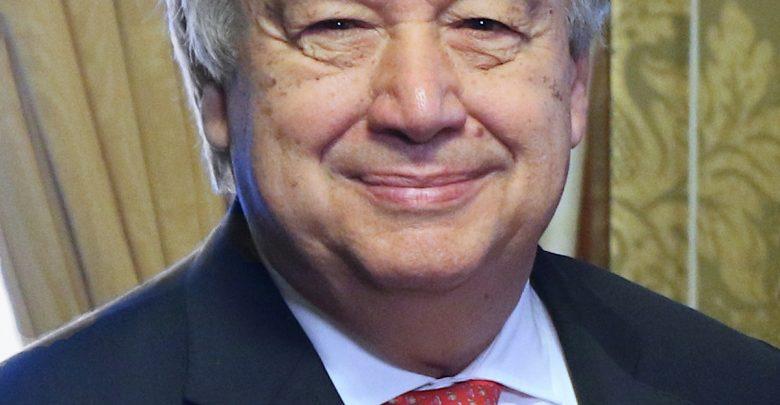 أنطونيو غوتيريش