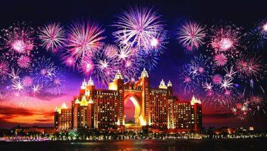 Photo of احتفالات ليلة راس السنة في الإمارات تجعلها تتقدم موسوعة جينيس