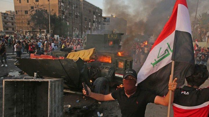 التصعيد في العراق