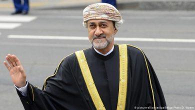 السلطان العماني هيثم بن طارق