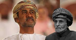 Photo of السلطان هيثم بن طارق والتشابه الكبير بينه وبين المتوفى قابوس