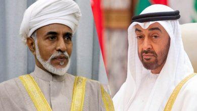 Photo of الشيخ محمد بن زايد ينعى السلطان قابوس والشعب العماني