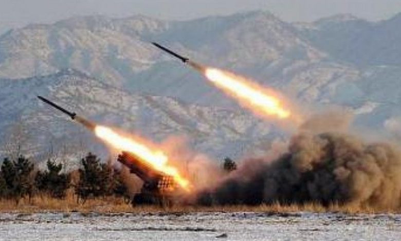 العراق تُقصف بـ 22 صاروخاً إيرانياً