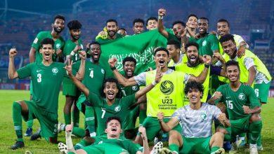 Photo of المنتخب السعودي يفوز على أوزبكستان ويضمن مقعده في أولمبياد طوكيو